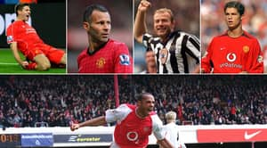 The Premier League's Greatest Player Of All-Time Has Been Revealed