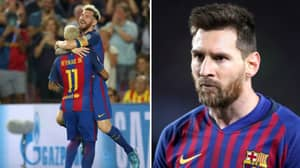 Lionel Messi Doubts Barcelona 'Did Everything Possible' To Sign Neymar