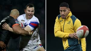 """Super League's First Openly Gay Player """"Shocked"""" At Catalans Dragons Signing Israel Folau"""