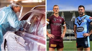 Question Marks Over State Of Origin After Queensland Shuts Its Borders Amid Rising COVID Cases