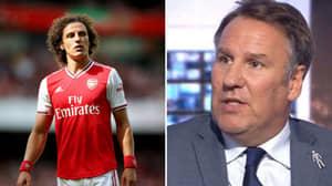 Paul Merson Claims David Luiz 'Has To Be' Arsenal Captain