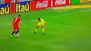 WATCH: Alexis Sanchez Goes From Zidane To Gerrard To Ronaldinho In Five Seconds