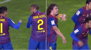 When Classy Carles Puyol Got Angry At Barcelona's Lack Of Sportsmanship
