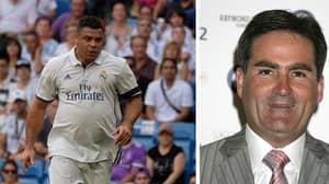 Richard Keys Receives Plenty Of Backlash After Posting Tweet About Ronaldo