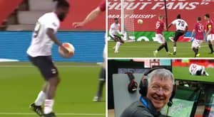 Man United Blasted By Fans After VAR Cancelled Out Franck Kessie's Sensational Strike For AC Milan