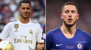 Eden Hazard Claims Fans In Spain Are 'Really Fans' Unlike In England