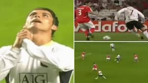 Cristiano Ronaldo Once Completed 20 Dribbles In A Single Game