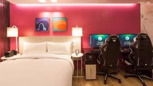 There's A Gaming Hotel In Taiwan And It's Everything Dreams Are Made Of