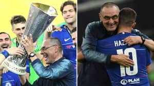 Chelsea Agree To Release Maurizio Sarri From His Contract