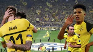 Borussia Dortmund To Feature In 'Behind The Scenes' Amazon Documentary