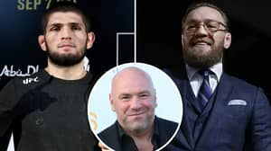 Dana White Makes Interesting Proposition To Khabib Nurmagomedov Involving Conor McGregor