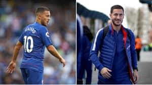 'Eden Hazard Is Too Good For Chelsea'