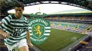 Sporting CP In Talks To Rename Stadium 'CR7 Stadium' After Cristiano Ronaldo