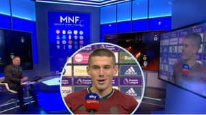 Conor Coady Hilariously Responds To Liverpool Transfer Question From Jamie Carragher