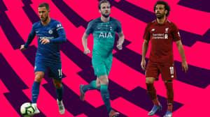 Premier League Team Of The Season So Far According To Stats