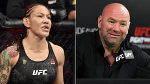 Cris Cyborg Has A Proposal For UFC President Dana White