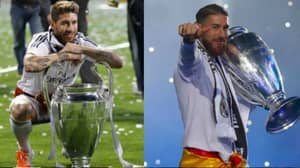 Sergio Ramos Ends Ajax After They Mocked Him On Twitter
