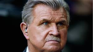 """Mike Ditka: """"If you can't respect our national anthem, get the hell out of the country"""""""