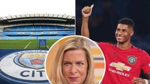 Manchester City Brilliantly Respond To Katie Hopkins' Marcus Rashford Post