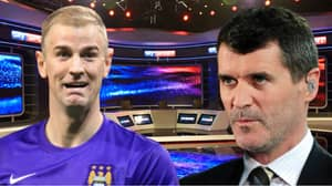 Roy Keane Set To Be In Sky Sports Studio With Joe Hart For Manchester Derby