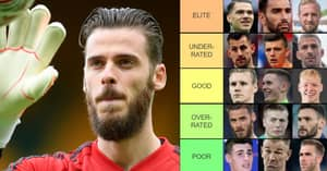 Current Premier League Goalkeepers Ranked From 'GOAT' To 'Not A Keeper'