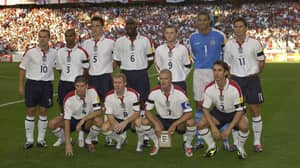 Wayne Rooney Is The Only Player From England's 'Golden Generation' Still Playing