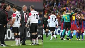Wayne Rooney Has Criticised Sir Alex Ferguson's Tactics In 2011 Champions League Final