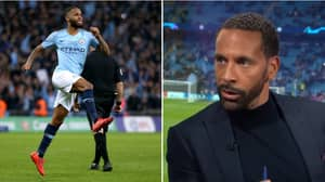 Rio Ferdinand Thinks Raheem Sterling Won't Win Player Of The Year Due To Skin Colour