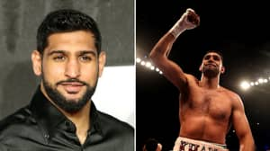 Amir Khan Confirmed To Fight Former MMA Fighter In Saudi Arabia