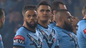 Latrell Mitchell Absolutely Bullies Kyle Feldt In One-On-One Strip Which Sets Up Origin Opener