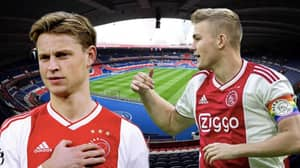 PSG Make Huge Offer For Ajax Pair Frenkie De Jong And Matthijs De Ligt