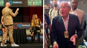 'F**k Her!': Boxing Promoter Bob Arum Rips Into Press Conference Host, Accuses Her Of Being Biased