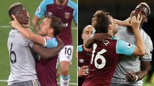 Mark Noble Responds To Clash With Paul Pogba