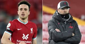 Diogo Jota Ruled Out For Two Months As Liverpool's Injury Crisis Worsens