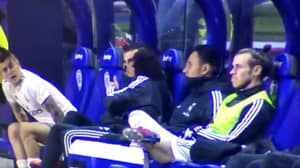 When Gareth Bale Refused To Warm-Up For Real Madrid Against Levante