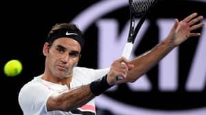 Roger Federer Wins The 2018 Australian Open