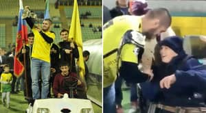 Khabib Nurmagomedov Stops Buggy To Greet Disabled Fans In Classy Gesture