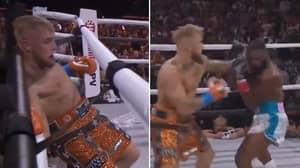 Jake Paul Defeats Former UFC Champion Tyron Woodley To Keep His Unbeaten Streak Alive