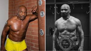 Mike Tyson Is Back In Training For Next Fight, Expected To Be In September