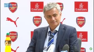 A Brief History Of Jose Mourinho Sticking The Boot Into Arsenal