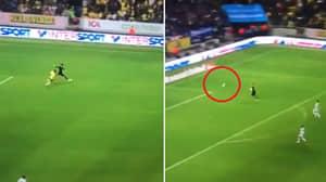 WATCH: Hugo Lloris Commits A Massive Blunder As Sweden Score In The Last Minute