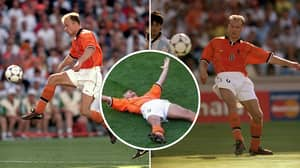 Remembering Dennis Bergkamp's Wonder Goal Against Argentina At The 1998 World Cup