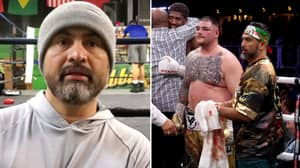 Trainer Reveals What Andy Ruiz Jr Said To Him A Day After Losing To Anthony Joshua
