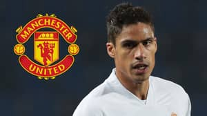 Manchester United 'Hours Away' From Completing Raphael Varane Transfer