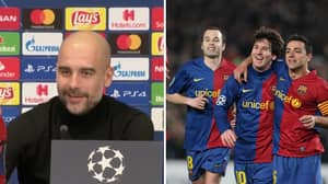 Pep Guardiola 'Completely Agrees' With Reason Why He's Not Won Champions League In Nine Years