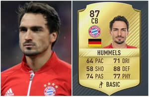 Mats Hummels Wants A Better FIFA Card For His Birthday