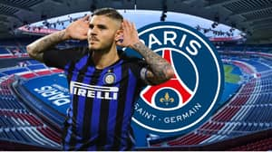 Mauro Icardi Agrees Loan Move To PSG Including Option To Buy