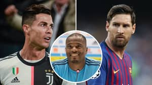 Patrice Evra Reveals Why He Always Picks Cristiano Ronaldo Over Lionel Messi