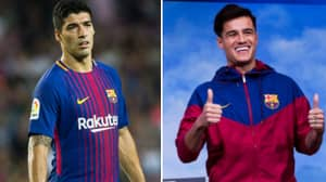 What Luis Suarez Personally Did For Coutinho Has Liverpool Fans Raging