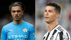 Jack Grealish's Old Tweets About Cristiano Ronaldo Resurface Ahead Of Potential Link-Up At Man City